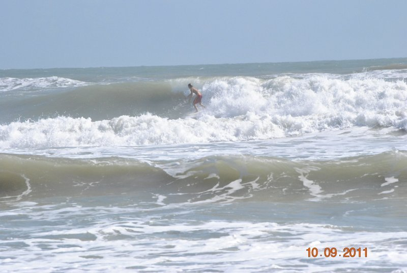 South Padre Surfing 1