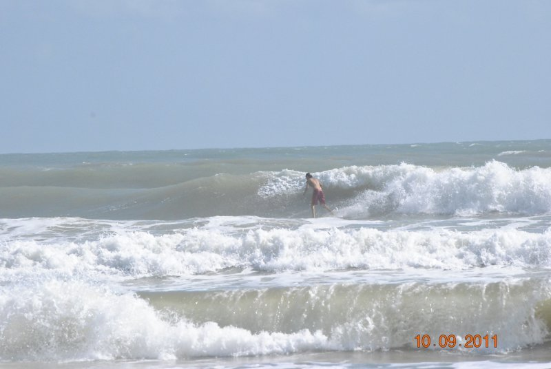 South Padre Surfing 2