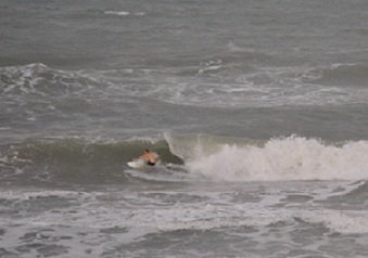 South Padre Surfing 3