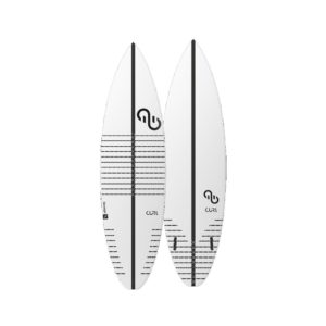"2019 Eleveight Curl 5'10"" Kite Surfboard"