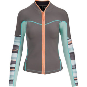 Dakine Neo LS Full Zip 1mm Neoprene Jacket - Womens
