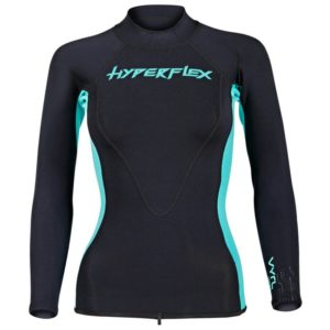 Hyperflex Vyrl 1.5mm Neoprene Surf Jacket - Womens