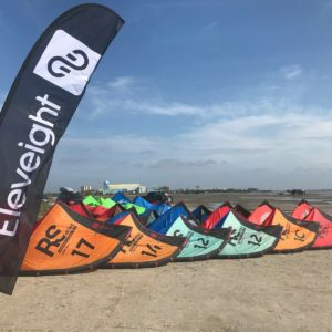 Eleveight RS 2018 School Kites