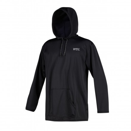 Mystic Chiller Quickdry Long Sleeve Hooded Rash Top